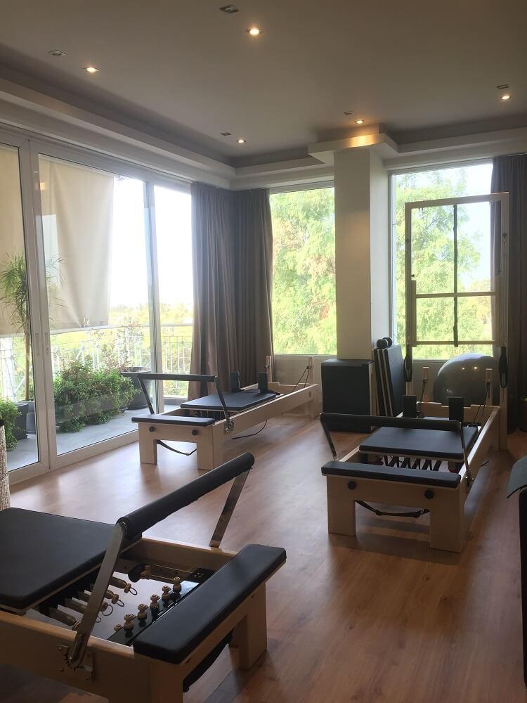 Yamayoga studio pilates reformer